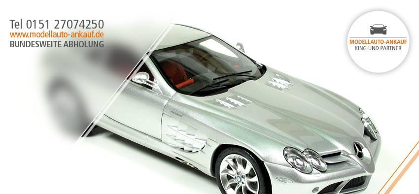 Modellauto Ankauf