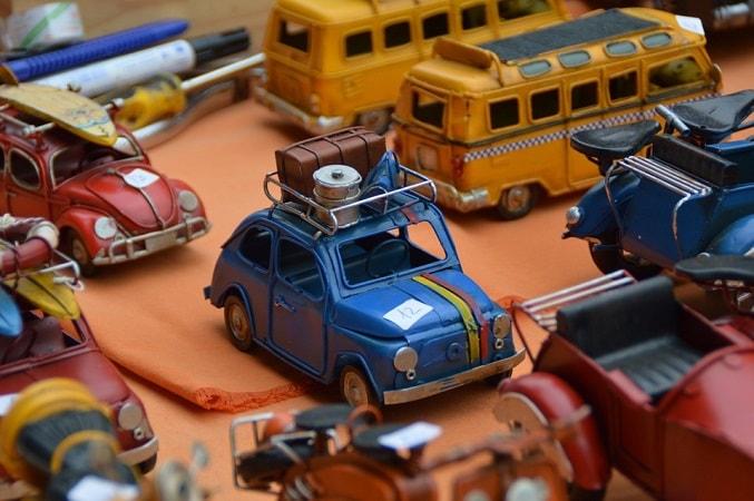 Modellauto Sammlung verkaufen