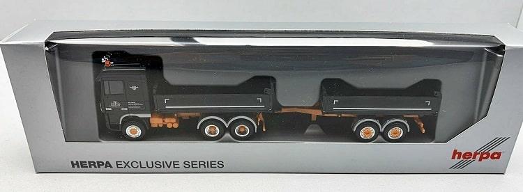 Modell LKW von Herpa - Bild
