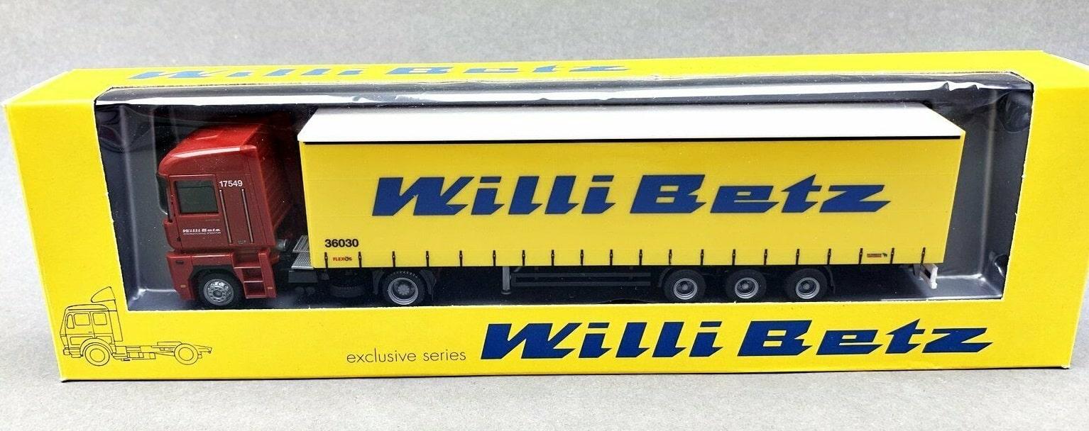 Herpa modell LKW von Willi Betz