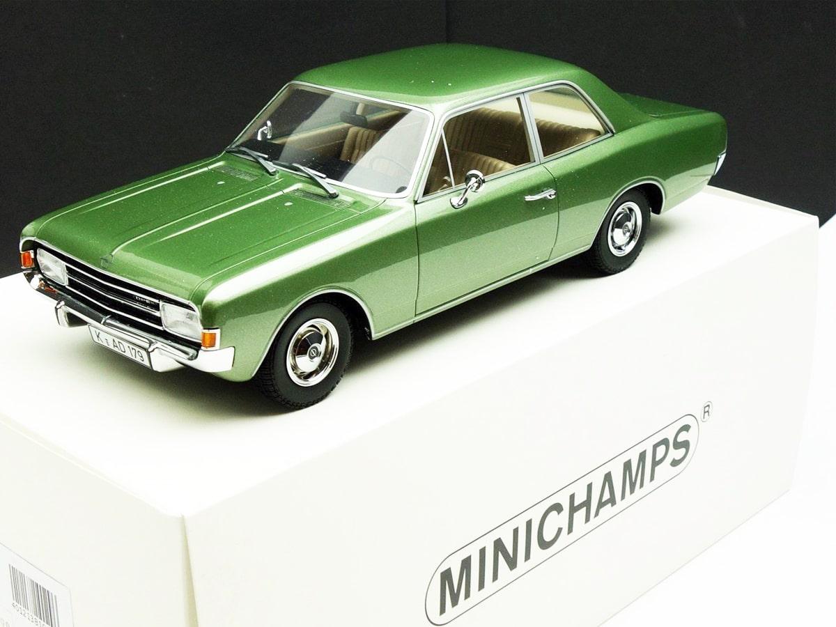 minichamps-grün